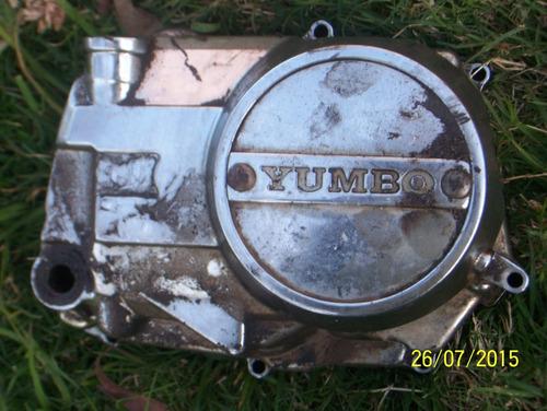 vendo-permuto tapa-embrague motor yumbo 110 buen estado