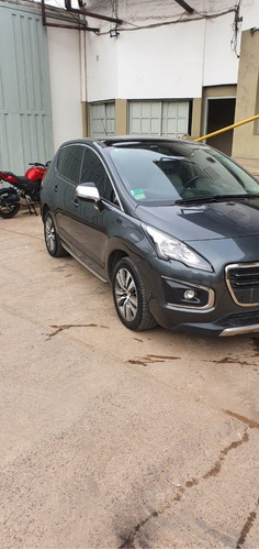 vendo peugeot 3008 2016 54000 km, impecable