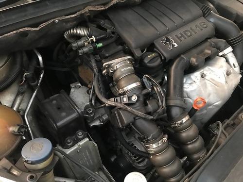 vendo peugot 307 turbo diesel