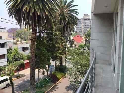 vendo ph con roof garden privado de 115mts2, san josé insurgentes