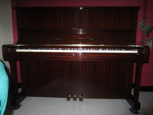 vendo piano vertical yamaha