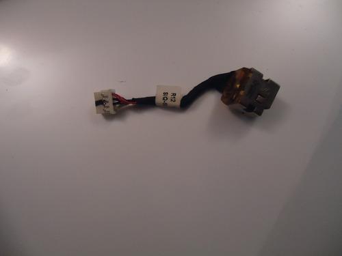 vendo pin de carga usado original hp g4