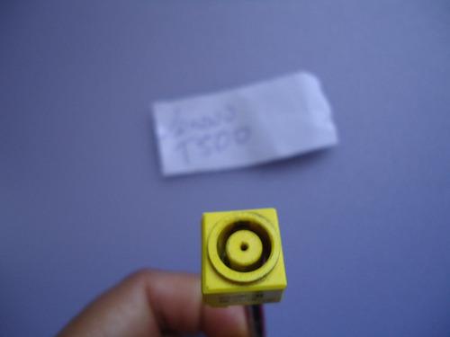 vendo pin de carga usado original lenovo t500