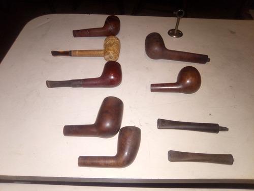 vendo pipas de fumar usadas varias