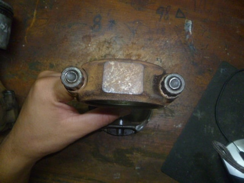 vendo piston y biela de chevrolet cavalier 1996