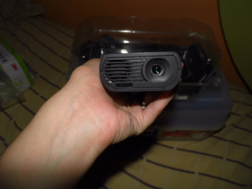 vendo pocket projector 3m mp160 como nuevo