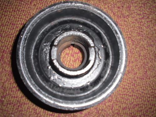 vendo polea central de cigueñal de ford tempo 1994, gasolina