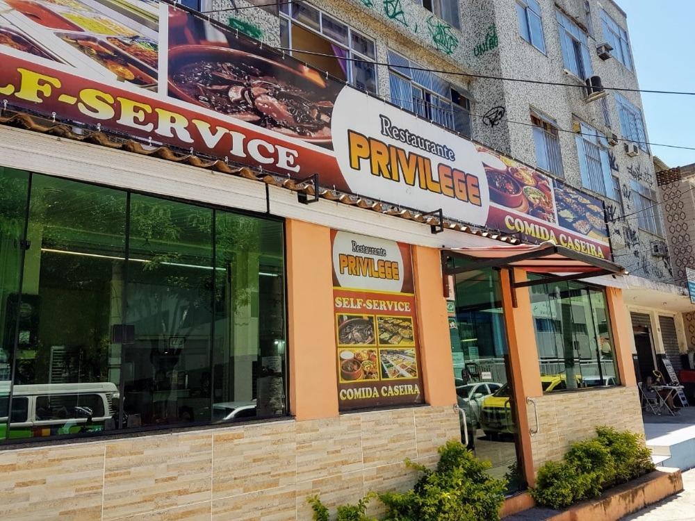 vendo ponto de restaurante self-service, entrar e trabalhar!