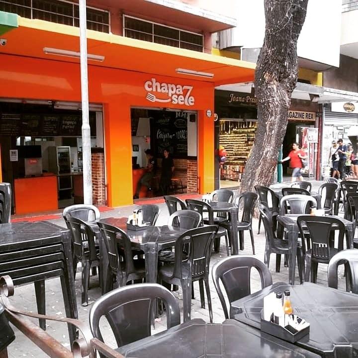 vendo ponto, restaurante no centro de belo horizonte
