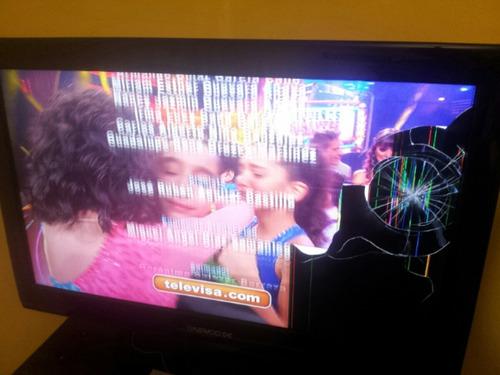 vendo por partes tv 32  daewoo de  dla32l1pantalla estrellad