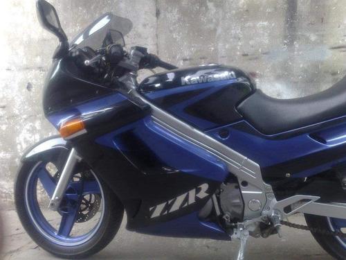 vendo por repuestos ninja zzr 250  '92