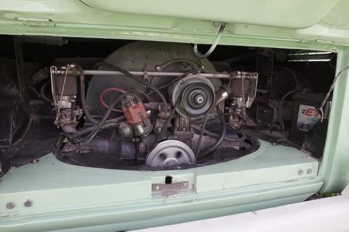 vendo por viaje vw kombi t1 alemana del año 1965 slding door