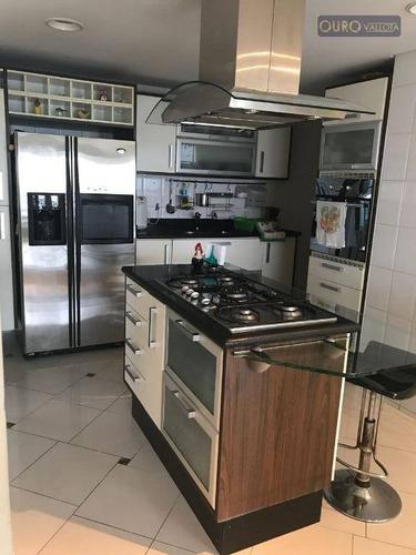 vendo -  pq. da mooca - 3 dorms (2 suítes) - 131 m² - 3 vagas - ap1371