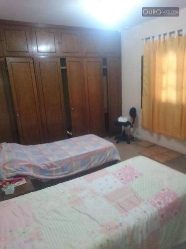 vendo - pq. da mooca - sobrado - 220m² - 3 dorms(1 suíte) - 3 vagas - so0366