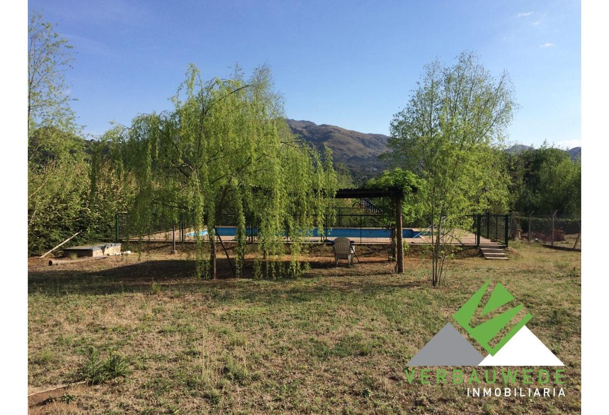 vendo precioso terreno en potrero de los funes  san luis