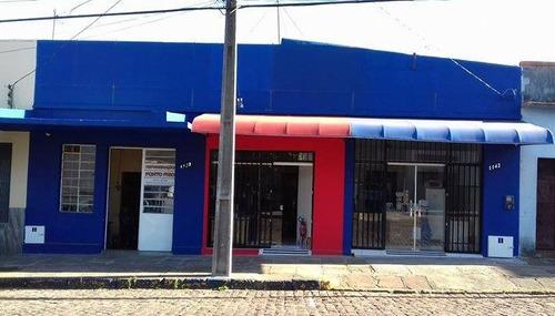 vendo prédio centro com 3 salas comerciais venâncio aires rs