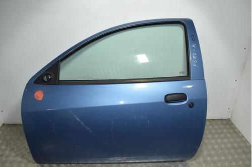 vendo puera de ford ka con su vidri y retrovisor