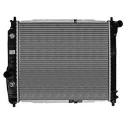 vendo radiador chevrolet aveo sin aire acondicionado nuevoo!