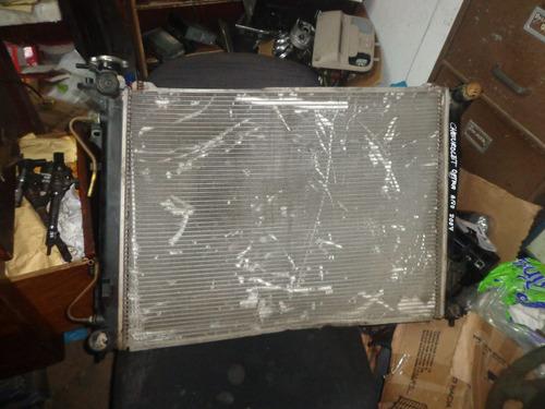 vendo radiador de chevrolet optra, año 2007, automatico