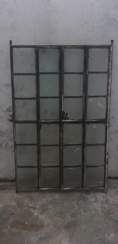 vendo  reja +ventana antigua+bici de nena