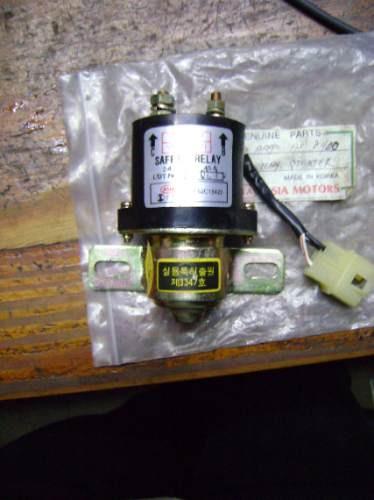 vendo relay starter assy de new cosmos 2000