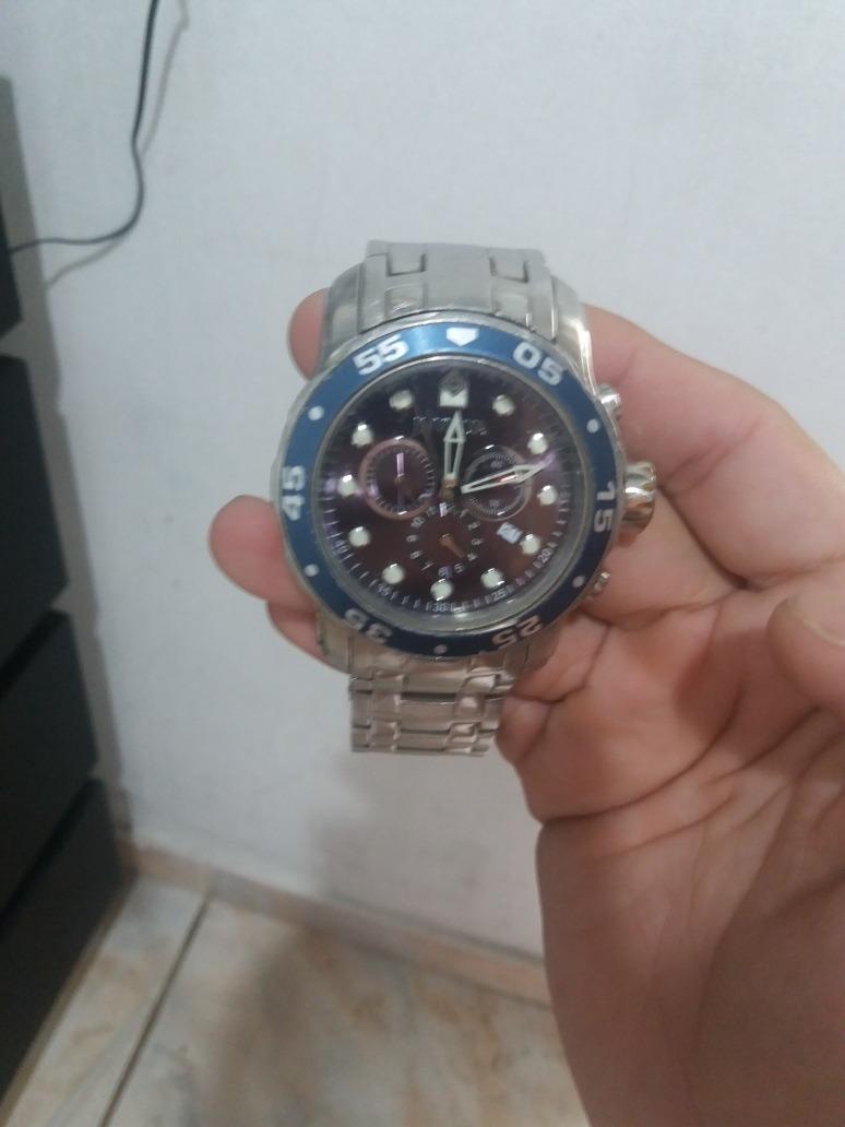 53ab773ca2e Vendo Relógio Invicta Usado R 250 - R  250