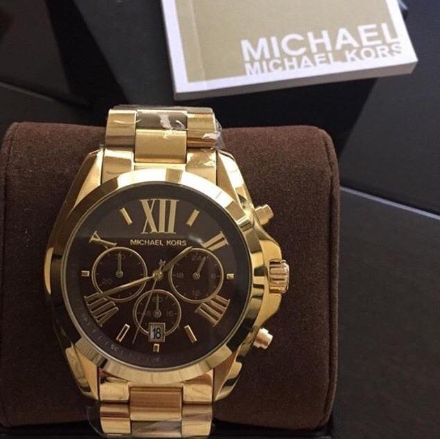 Vendo Relógio Michael Kors Original Trazido Dos Eua - R  703,00 em Mercado  Livre 043dc90dd9