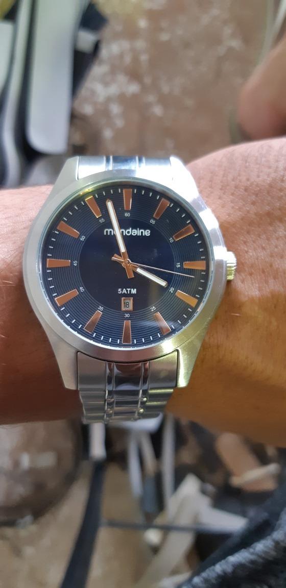 33df6812013 vendo relógio mondaine. Carregando zoom.