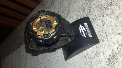 vendo relógio mormaii semi-novo original