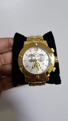 4f5be62a804 Vendo Relógios Novos E Seminovos - R  400