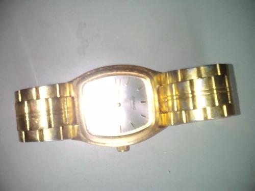 vendo reloj casio caballeros usado.