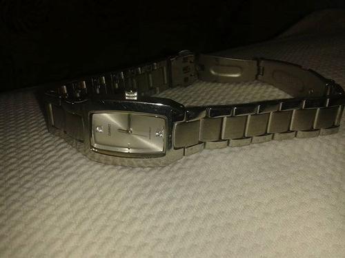 vendo  reloj casio de dama  original