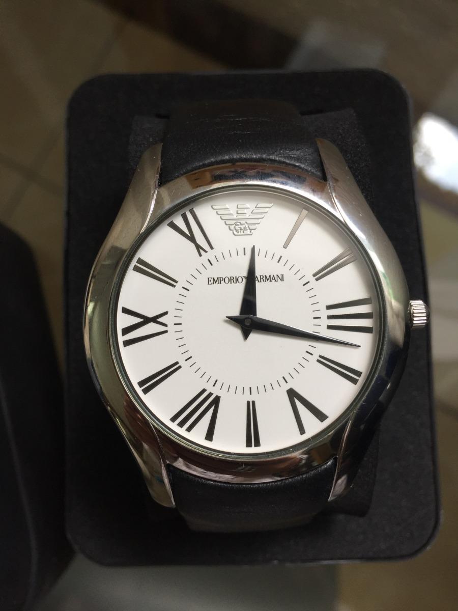 4288088d70cf vendo reloj emporio armani modelo ar2020 analógico de cuarzo. Cargando zoom.