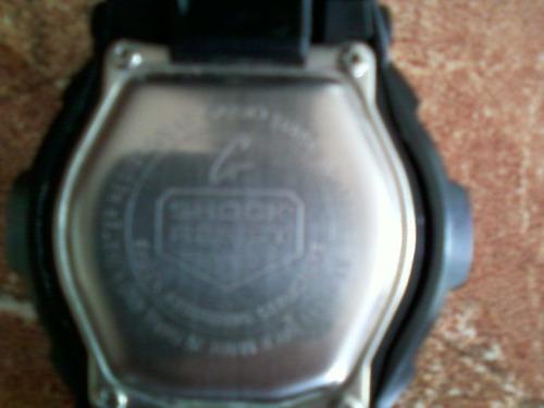 vendo reloj gshock mod g-7700 usado muy buenas condiciones