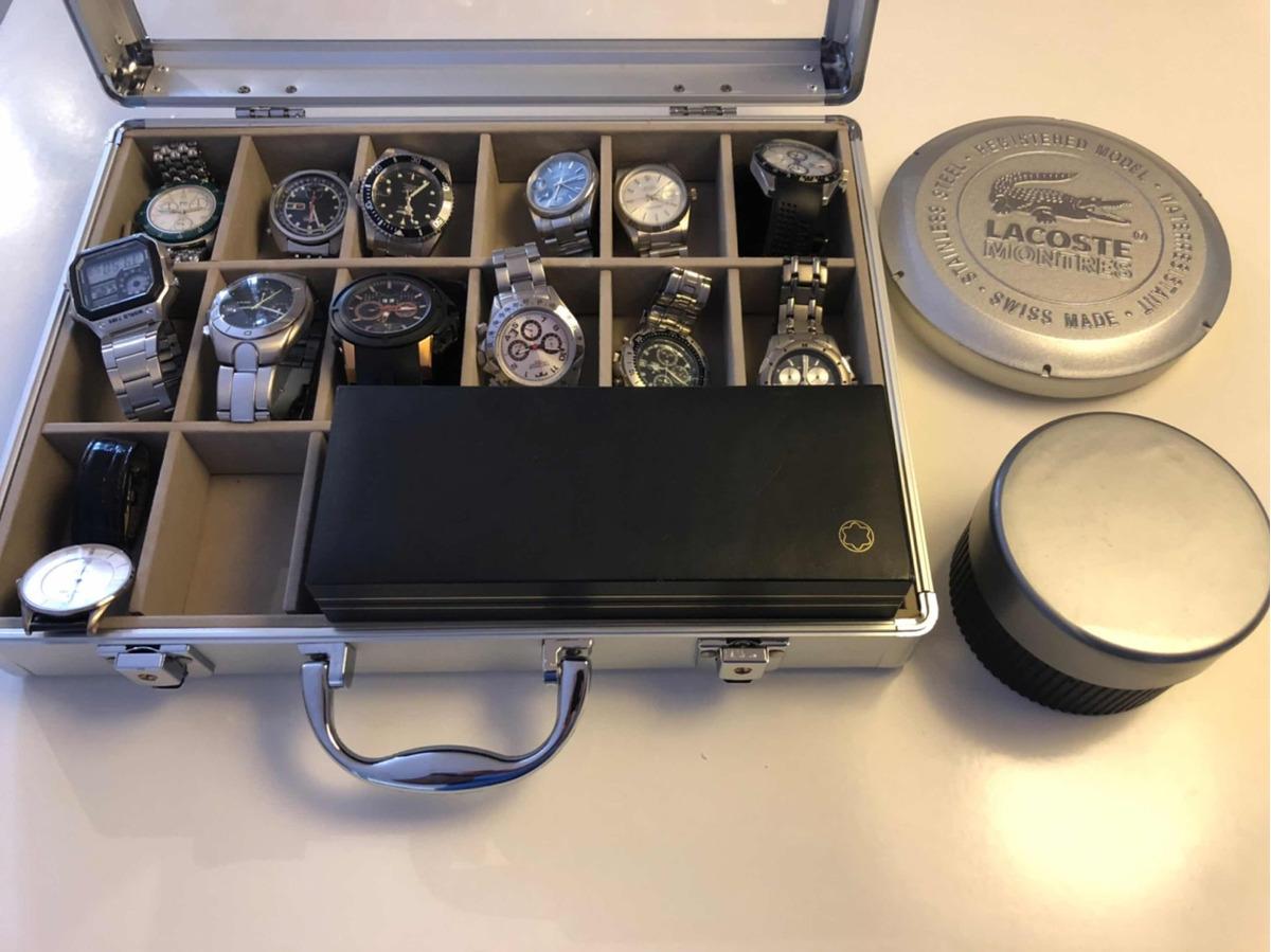 9c2a0c56e9ca Vendo Relojes En Excelente Estado + Lapicera Montblanc -   169.000 ...