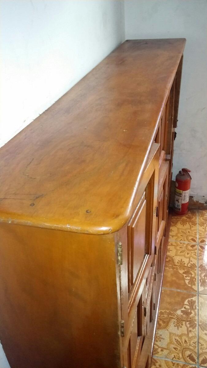 Vendo remato mueble pura madera cedro de 15 casilleros s for Vendo bar de madera