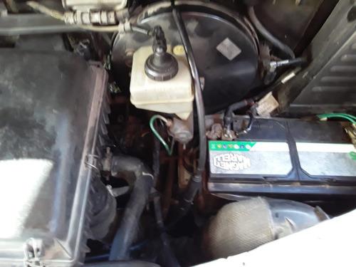 vendo renault master mod 99 motor 2.5 diesel escolar