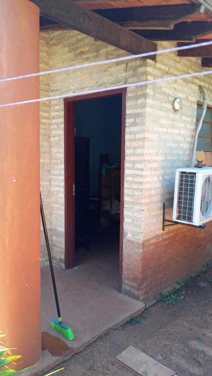 vendo residencia en san miguel luque -san lorenzo