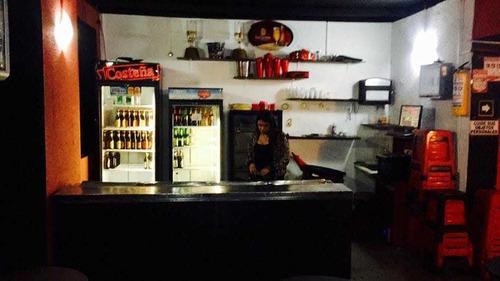 vendo restaurante bar