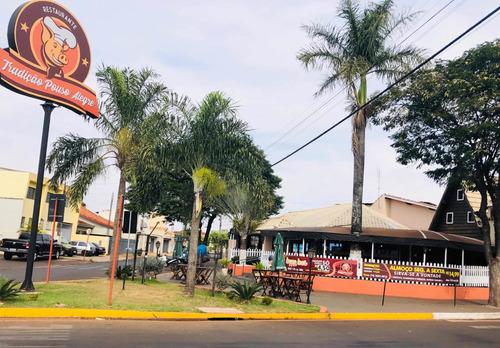 vendo: restaurante choperia
