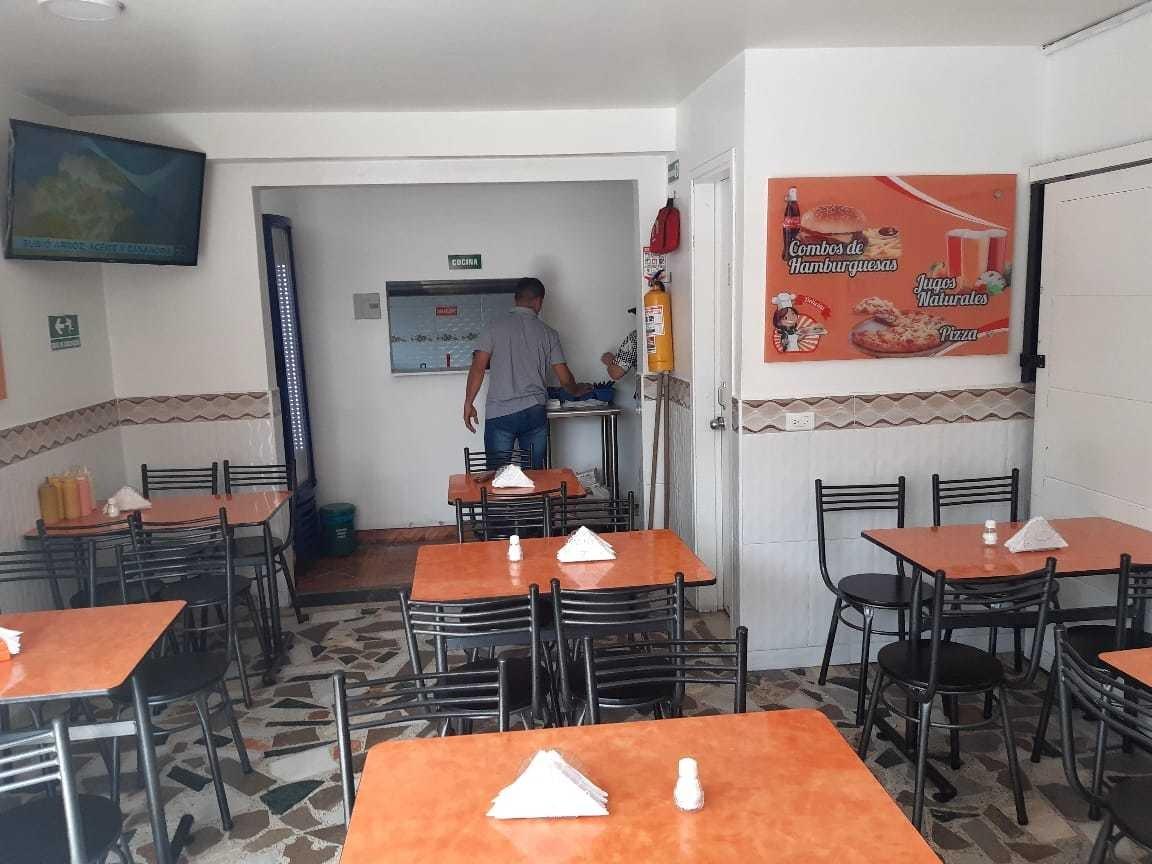 vendo restaurante - comidas rápidas acreditado gangazo