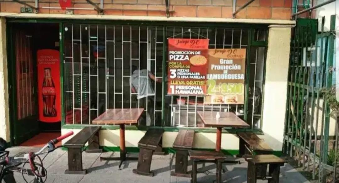 vendo restaurante de comidas rápidas, valor negociable