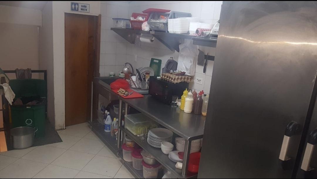 vendo restaurante en el norte de bogota