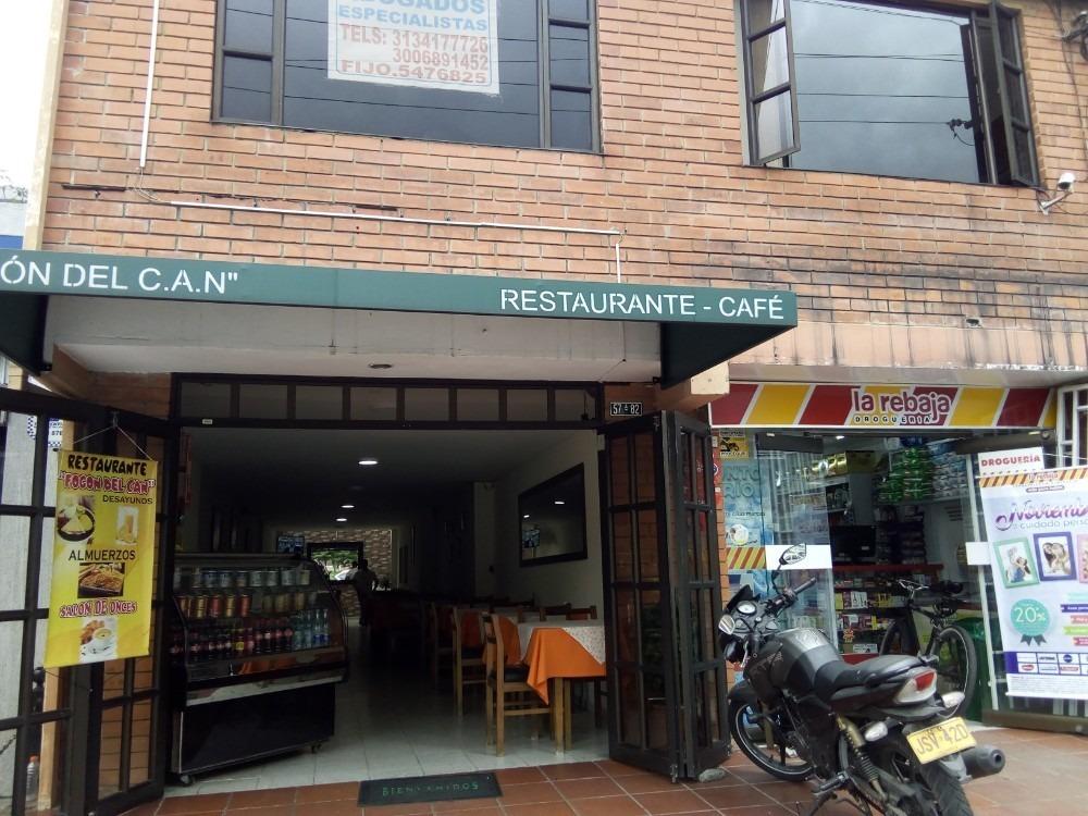 vendo restaurante mas de 20 años en el can. escucho ofertas