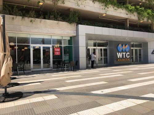 vendo retail en el world trade center