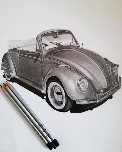 vendo retratos a lápiz grafito y cuadros a acrílicos