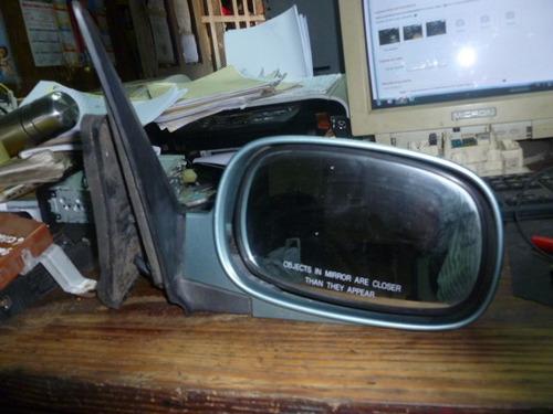 vendo retrovisor de puerta derecho  ssang yong rexton, 2005