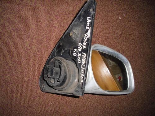 vendo retrovisor derecho de land rover freelander año 2000