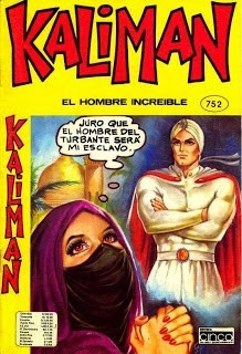 vendo revistas kaliman