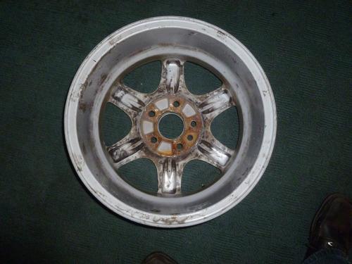 vendo rin , # 15 de volvo s40, año 1998 en aluminio